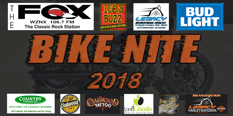 Feature: http://www.decaturradio.com/bike-nite-2018-2/