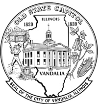 Just one contested race in City of Vandalia for April Election--Gottman, Bowen unopposed
