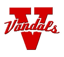 Vandals wrestlers on Night One of the Princeton Tournament