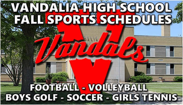 Vandalia High School Fall Sports Schedules