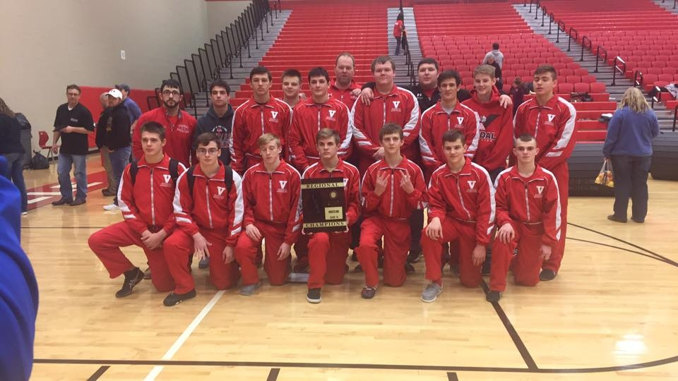 Vandals win 23rd straight regional title, advance 12 on to sectionals