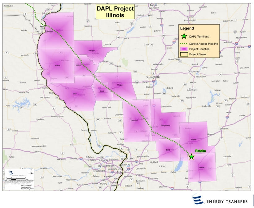 Dakota Access Pipeline Construction May Resume