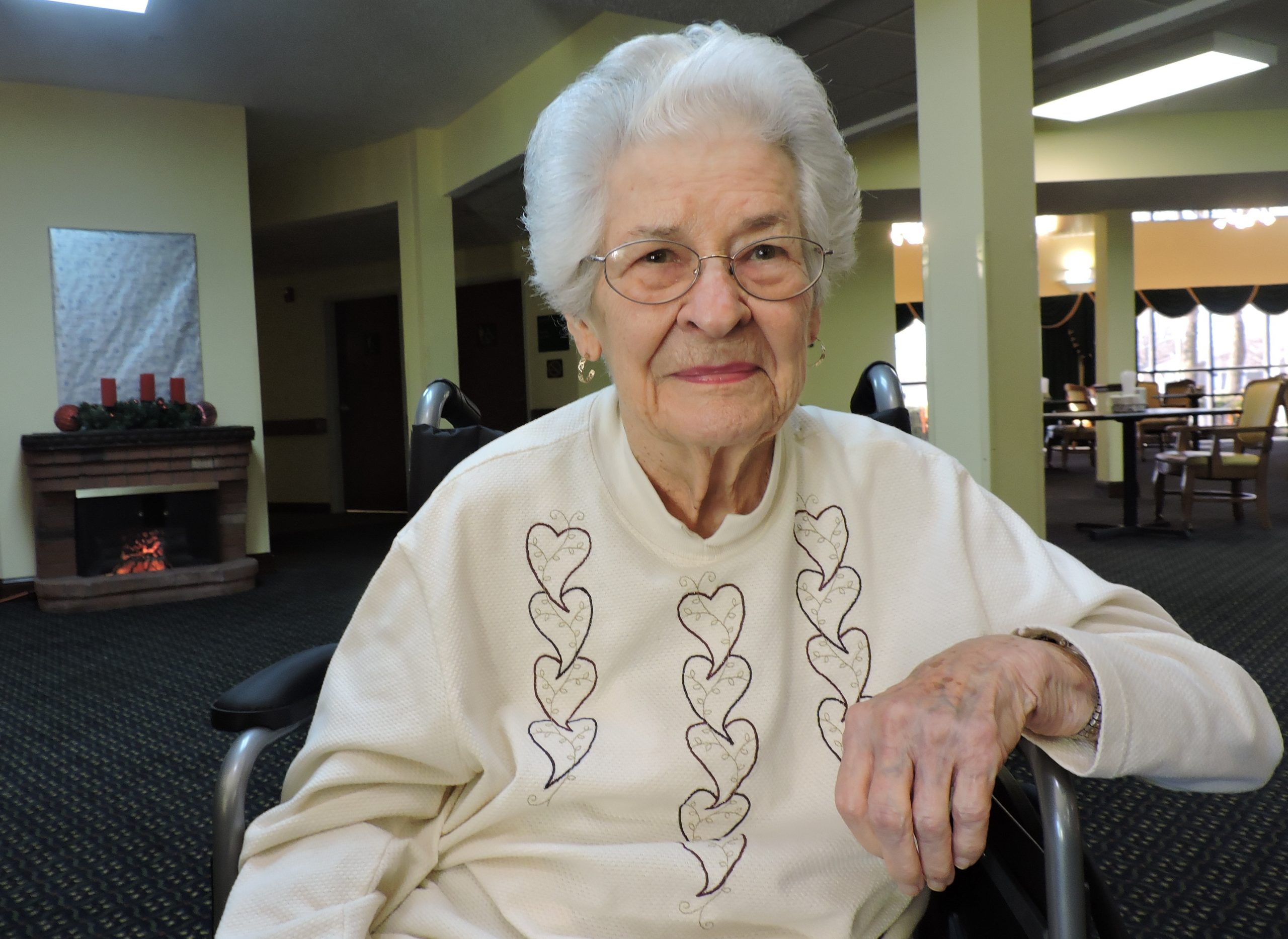 "Helen ""Bernice"" Clagg"