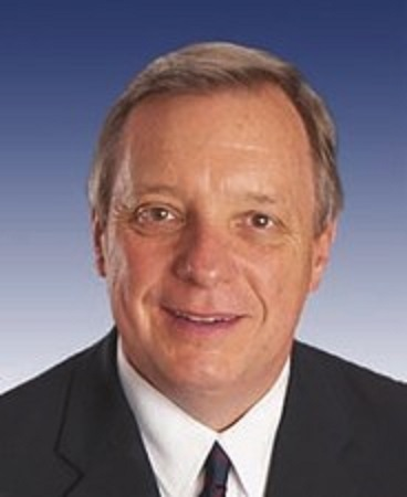 Senator Durbin Undergoes Procedure