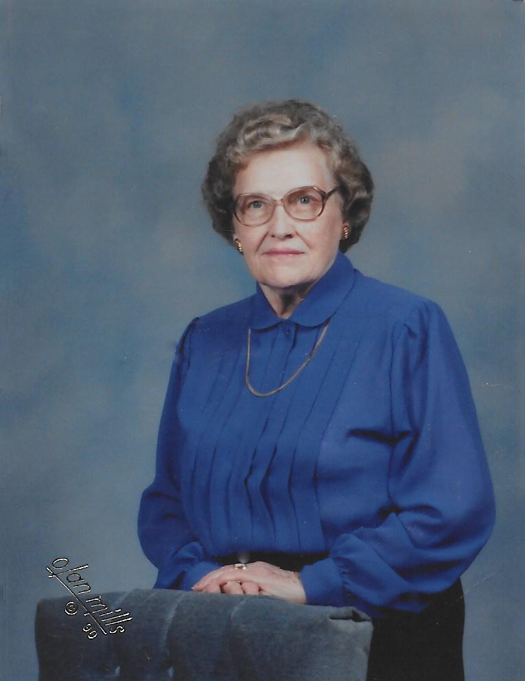 G. Ruth Reeter