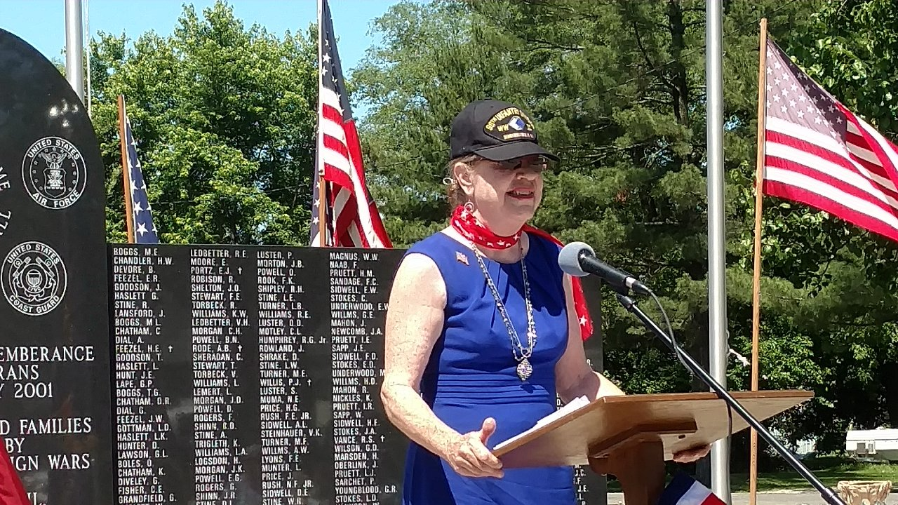 Brownstown VFW holds annual Memorial Day Program