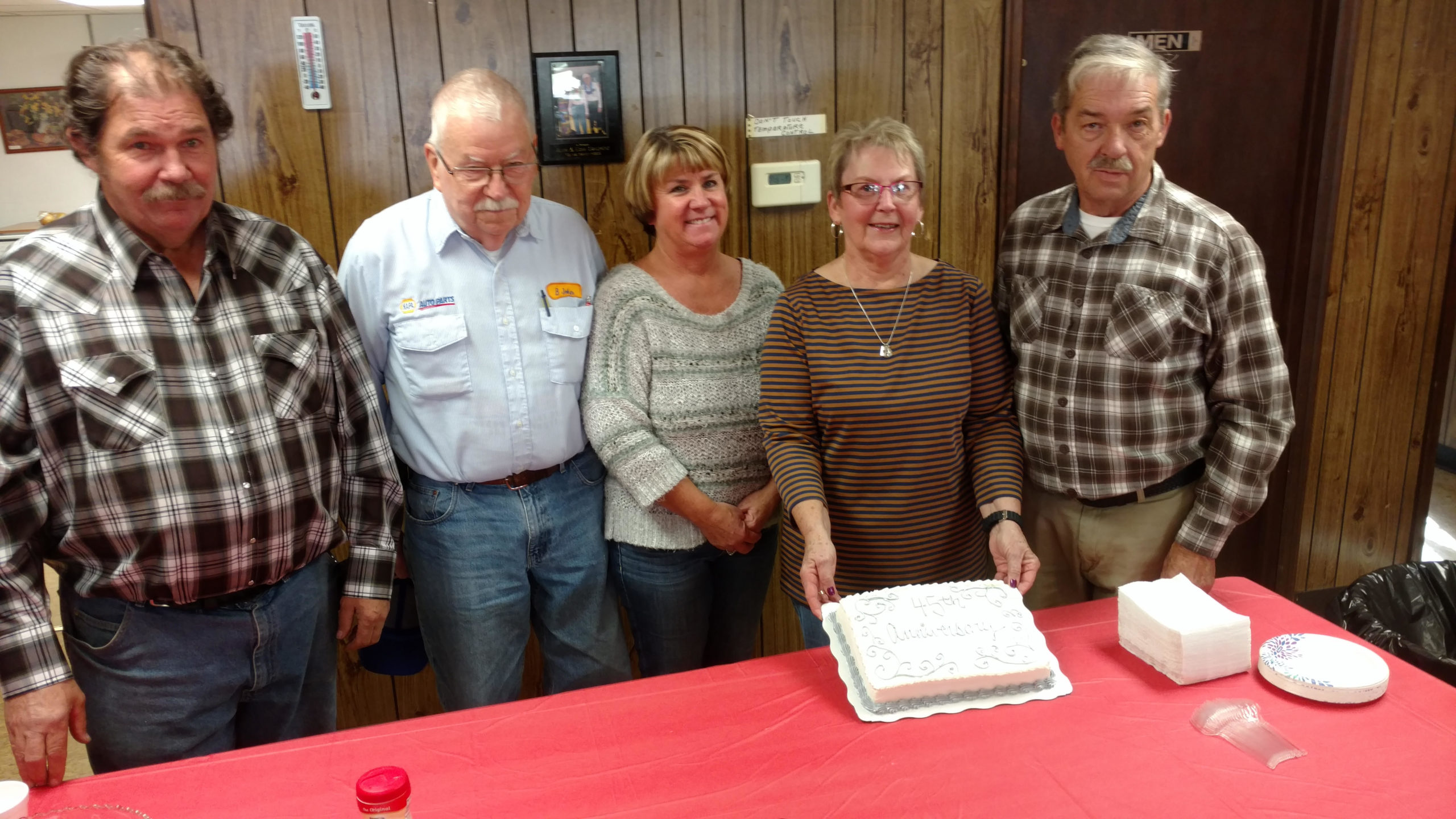 45th anniversary of Caboose's Arrival in Vandalia recognized