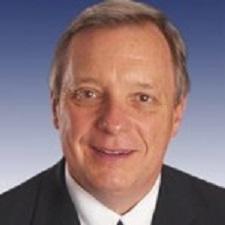 Sen. Durbin Wants Higher Standard For Sexual Harassment Cases