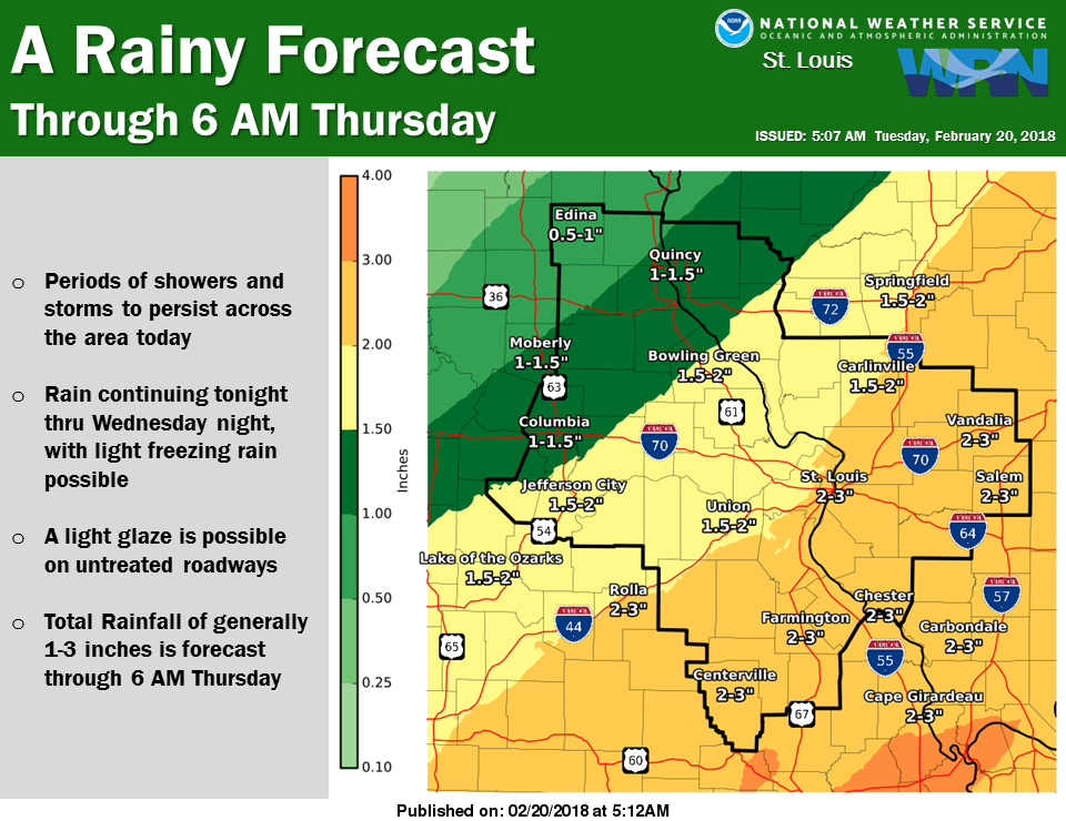 Showers & Storms today---Showers, storms and falling temps tonight