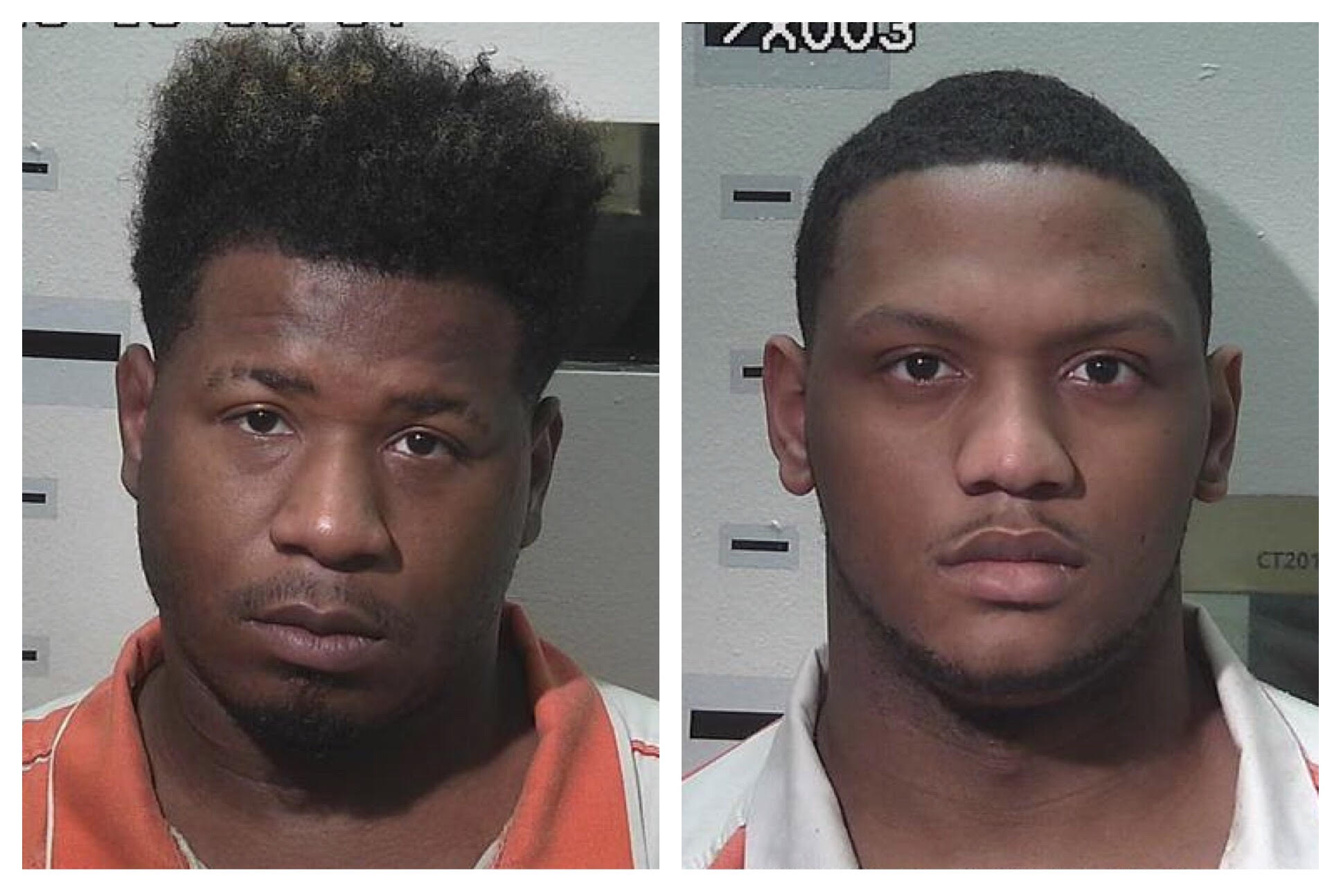 Two individuals arrested on multiple charges after allegedly speeding thru School Zone in Ramsey