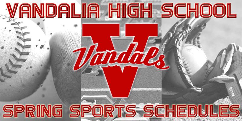 Feature: http://www.vandaliaradio.com/2018/03/11/vandalia-high-school-spring-sports-schedules-2018/