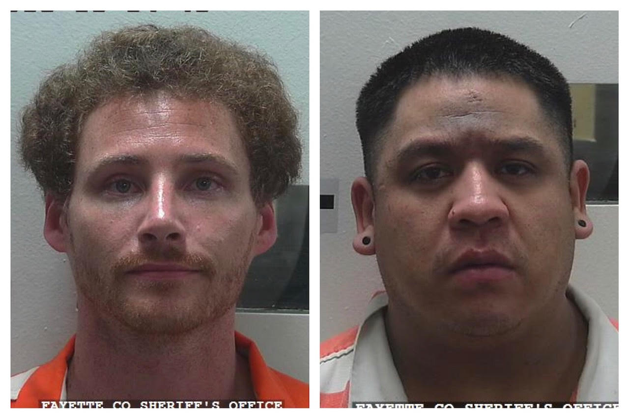 Two arrested in Fayette County on Cannabis Trafficking Charges