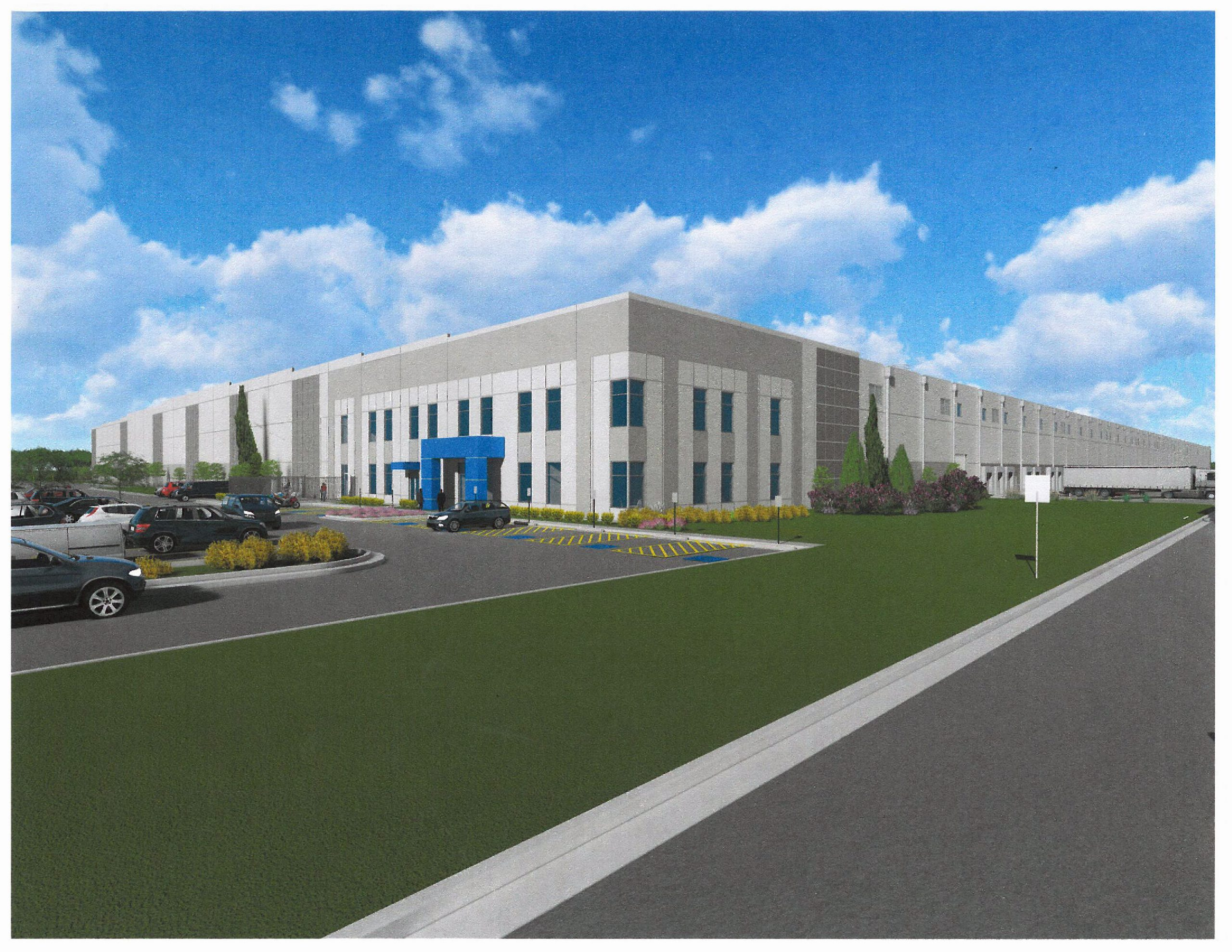 New Distribution Center Coming To St. Elmo