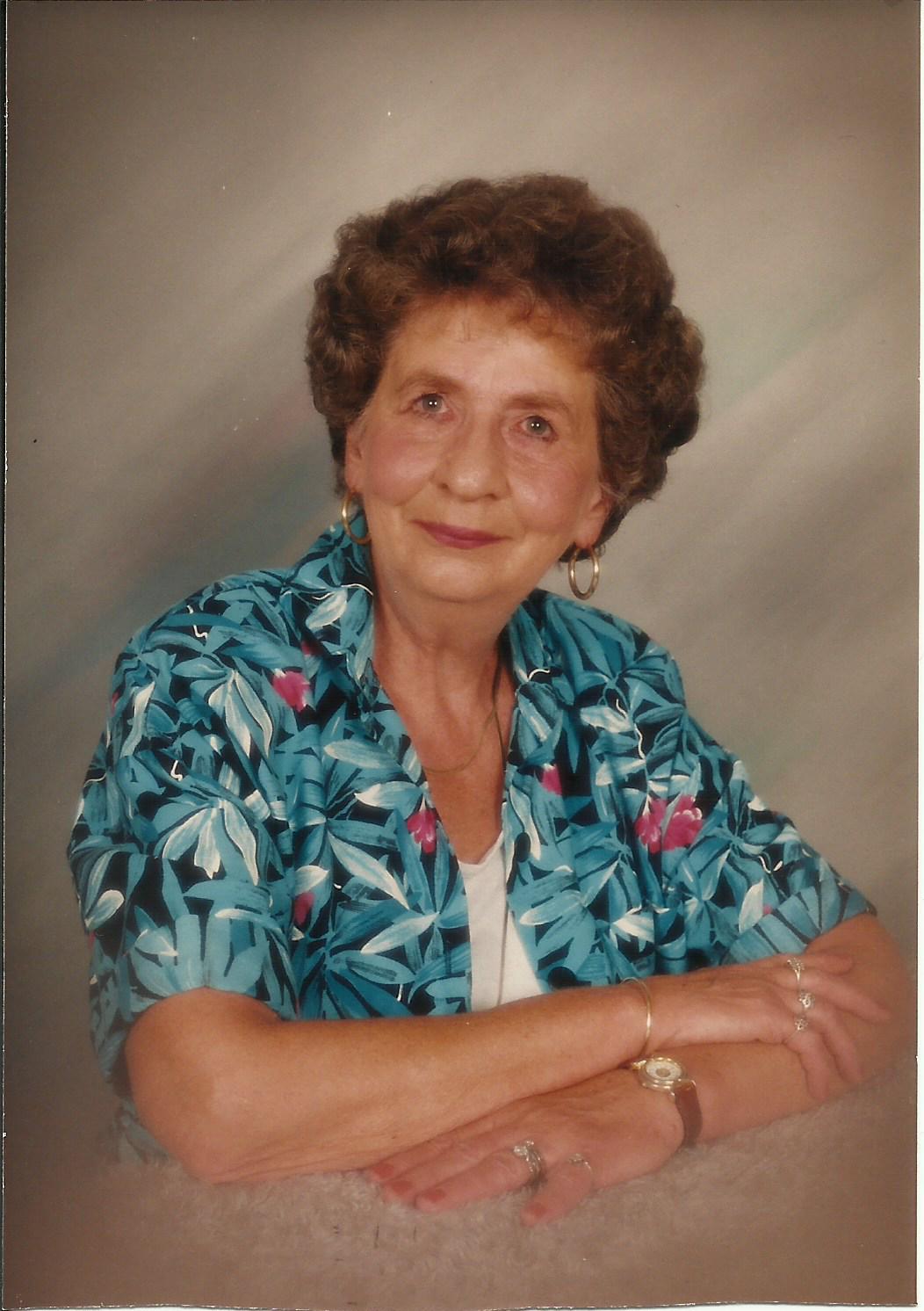 Flora Eileen Osborne