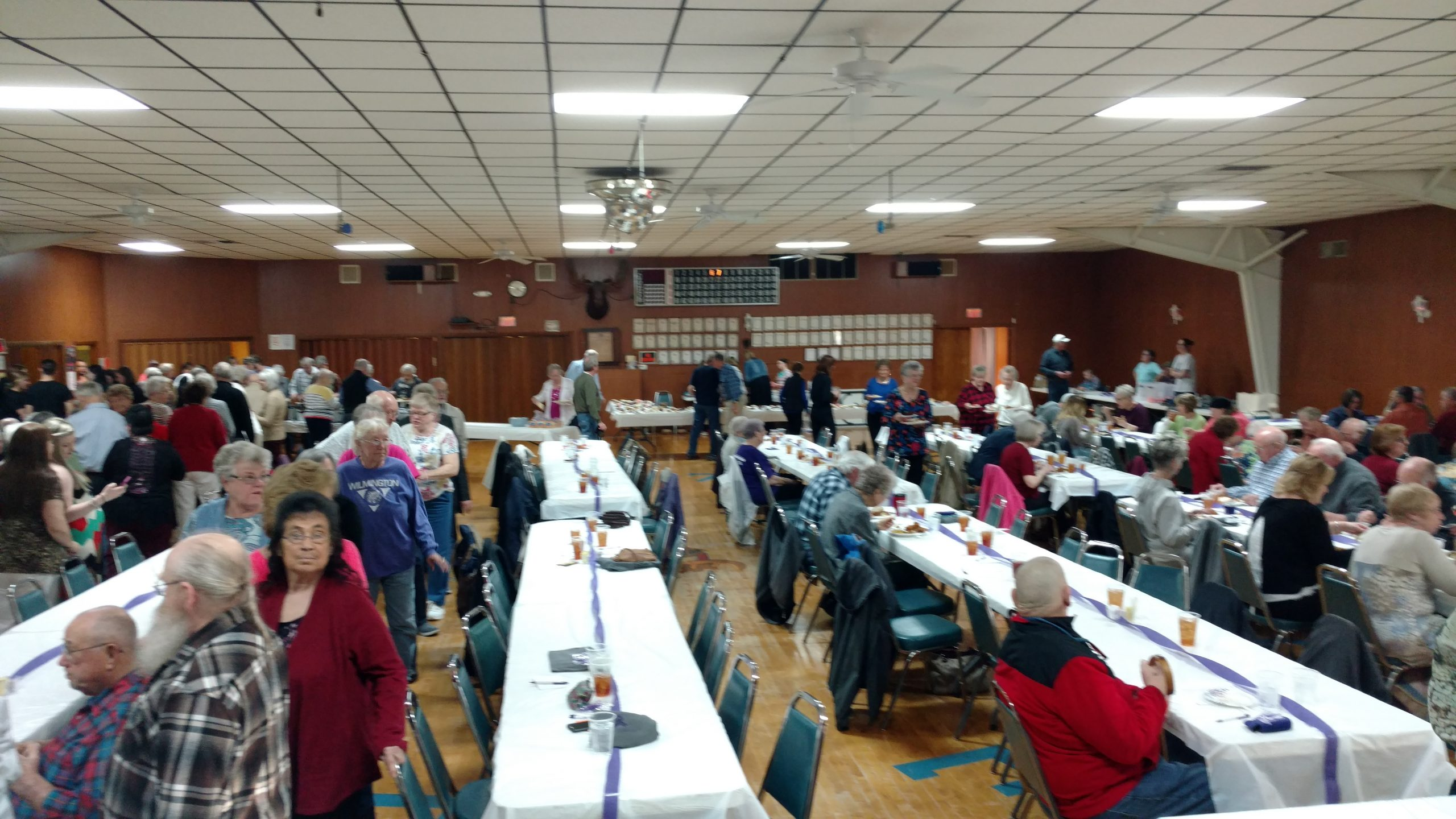 FCCF holds annual Survivors Dinner