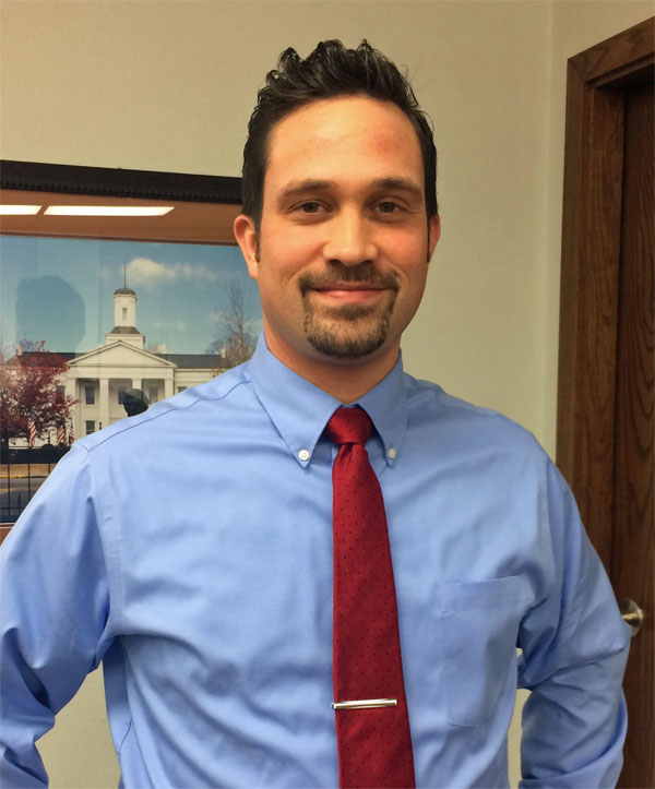 Candidate Stout ready to tackle campaigning in vast 54th district