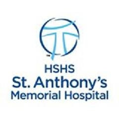 HSHS St. Anthony's Memorial Hospital Honors Colleagues for Years of Service