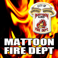 Mattoon Fire Responds to House Fire