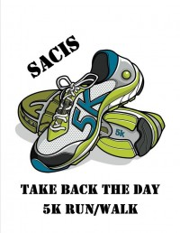 SACIS 5K This Weekend, Still Time To Get Your T-Shirt