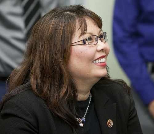 U.S. Rep. Duckworth Speaking Tonight AT DNC