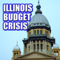 Illinois House Overrides Governor, Passes Budget And Tax Hike