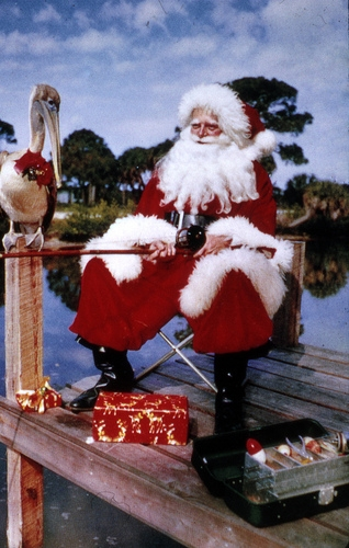 Santa in Shelbyville