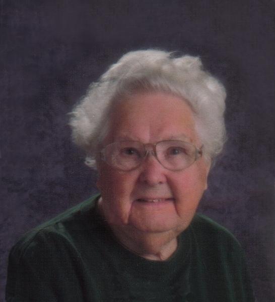 Martha Fern Holsapple