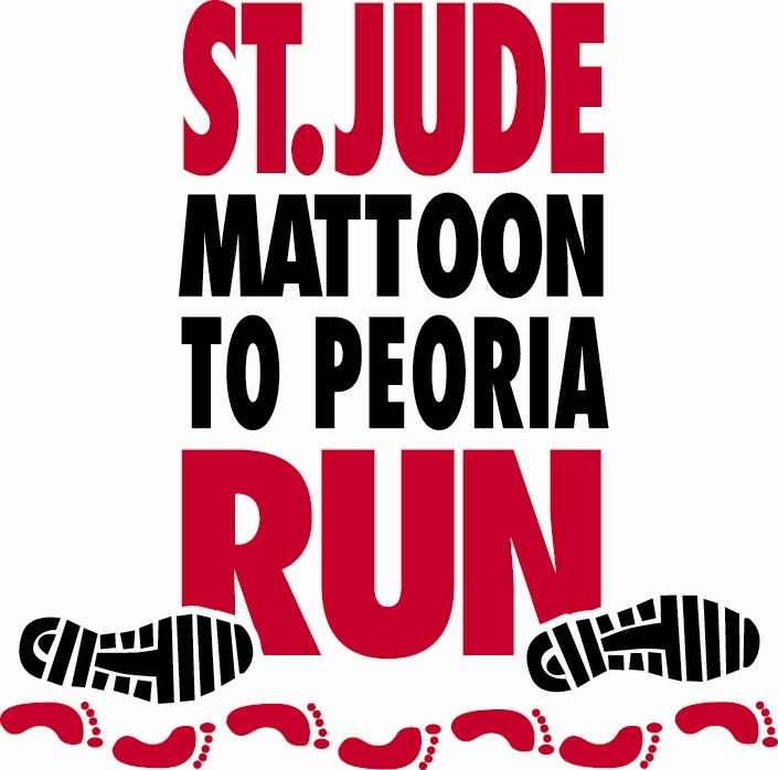 Mattoon to Peoria St. Jude Run Launch Party 2017