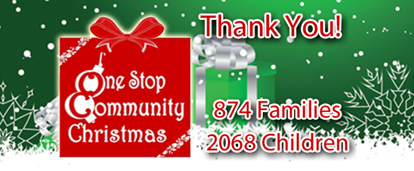 874 Families and 2068 Children