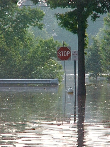 Indiana County Hit With Flash Flooding