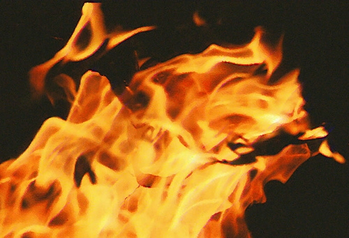 Pana House Fire Claims One Man's Life