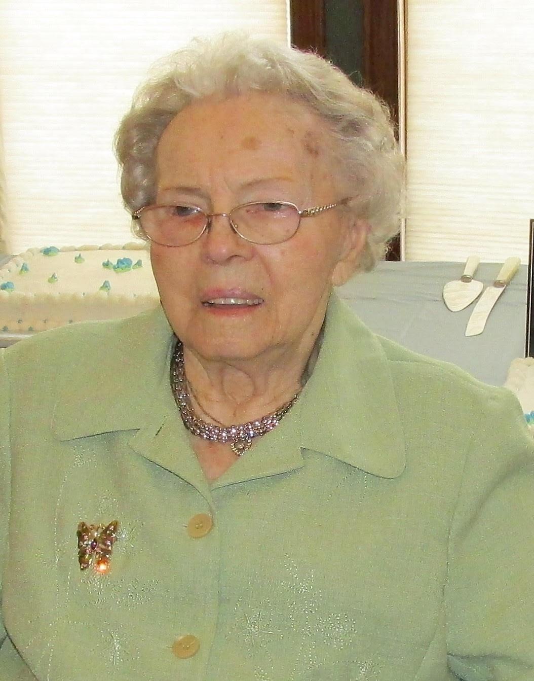 Ruby Pauline Hester