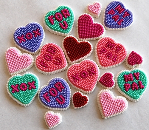 Show Your Heart For Valentine's Day
