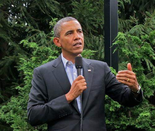Obama Makes Plea For Better Politics