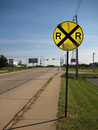 Marshall Avenue Railroad Crossing Closed For Repairs
