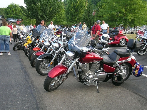 Camp New Hope Motorcycle Run Saturday