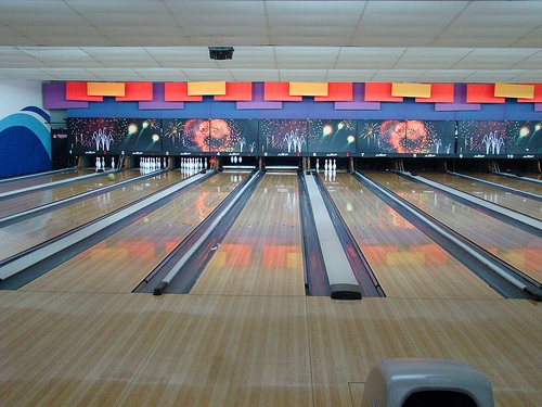 Bowling for Big Brothers Big Sisters