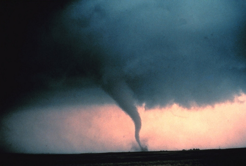 Tornadoes in Central Illinois Last Night