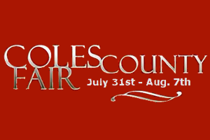 Coles County Fair Grandstands and Carnival Schedule