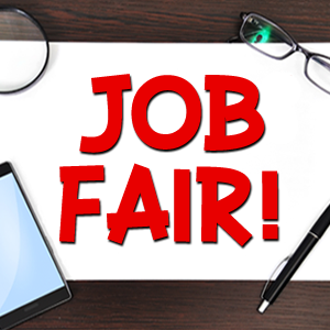 Job Fair, Friday, July 15
