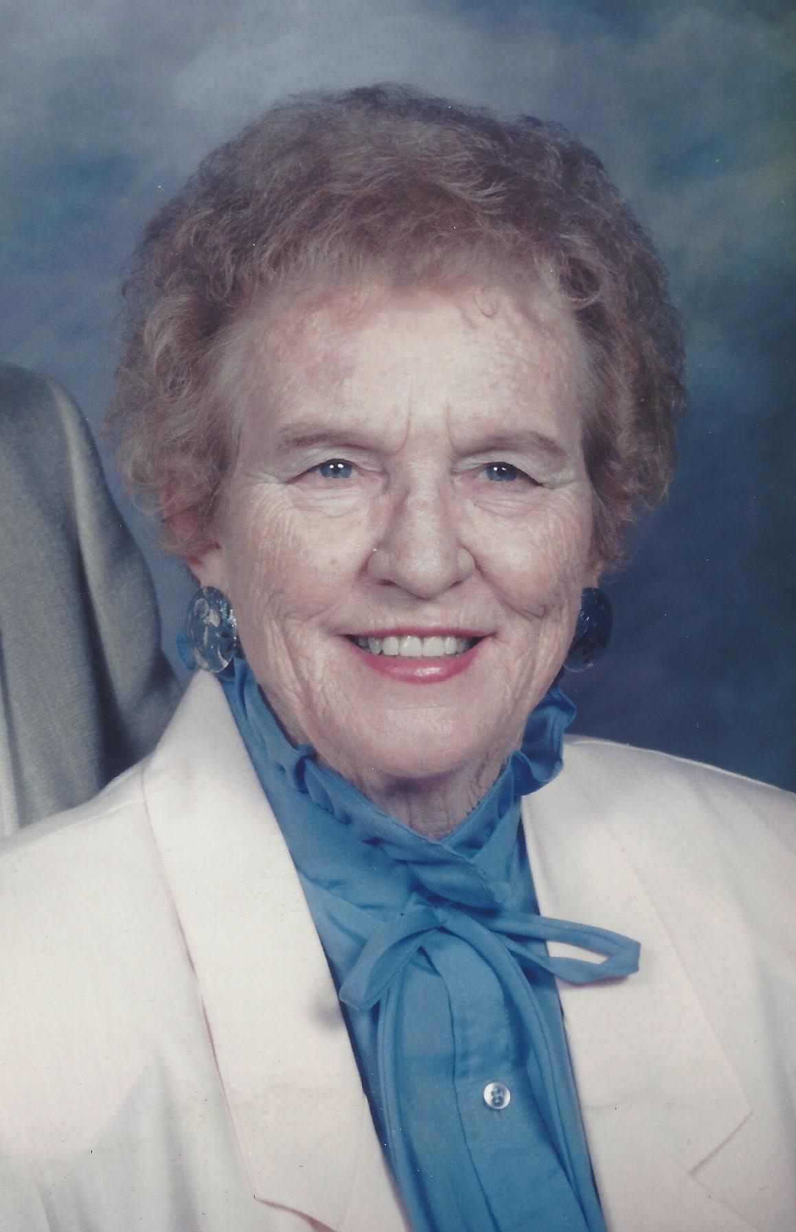 Nancy Jane Buchanan