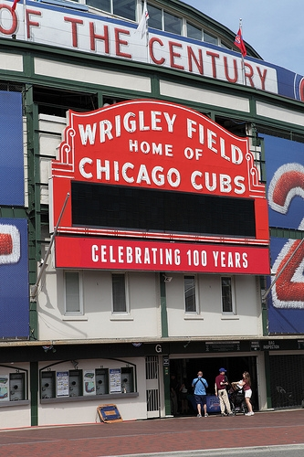 Cubs Will Work With City On Bid For 2020 All-Star Game