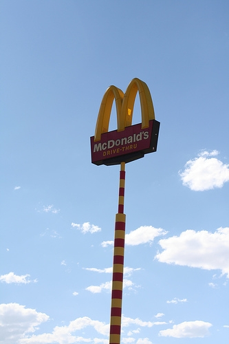 McDonald's Celebrating Teacher Appreciation Week
