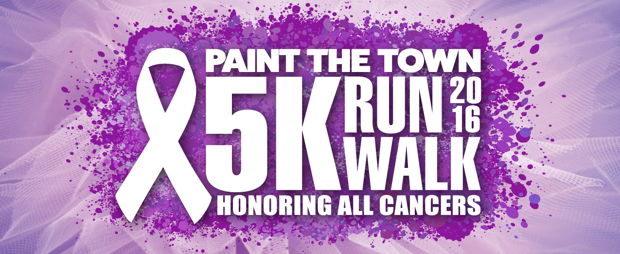 Paint the Town 5K for Cancer