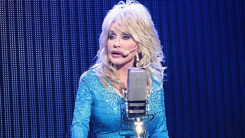 Grand Ole Opry Honors Dolly Parton With Mural
