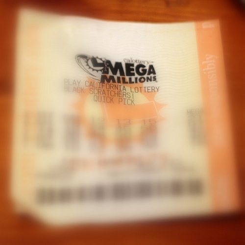 Winning Mega Millions Ticket Sold in Tuscola