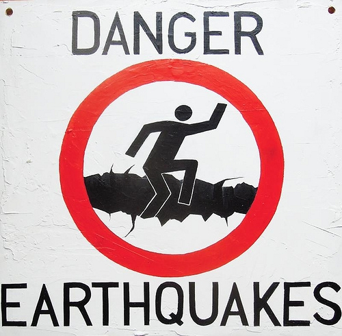 Great ShakeOut Earthquake Drill Coming Next Month