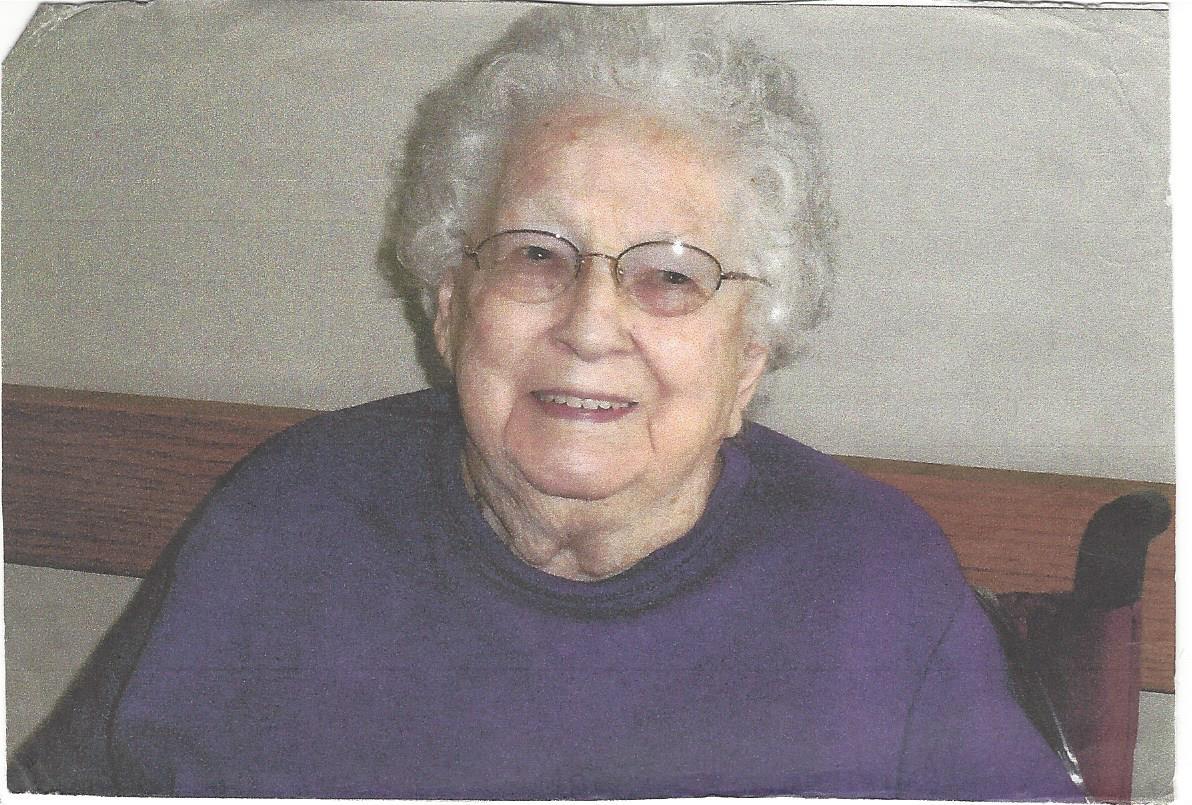 Helen M. Scott