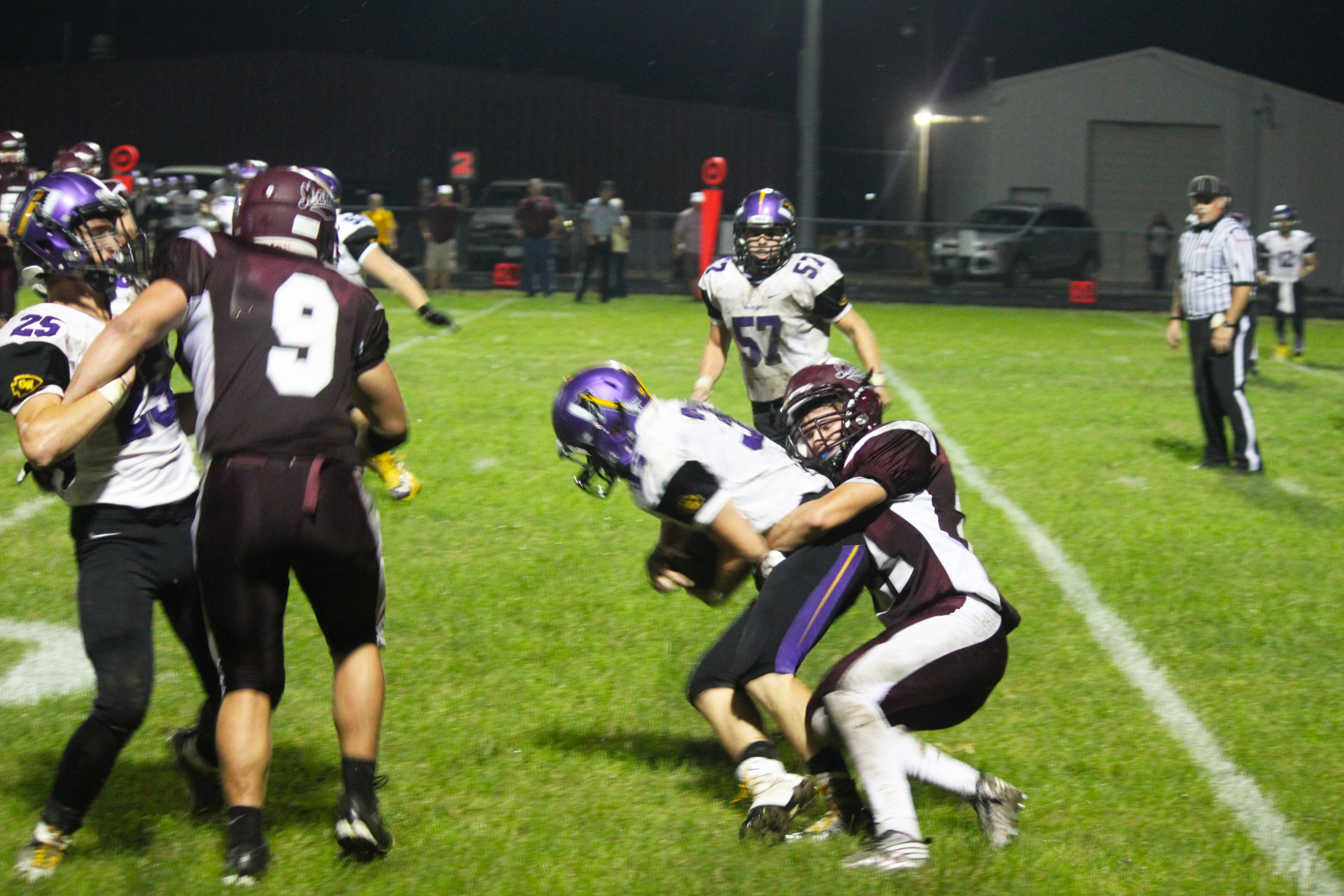 Robinson defeats Casey Westfield in Shut Out Game.