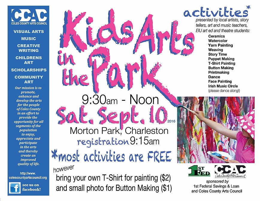 Kids Arts in the Park